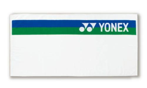 YONEX (Yonex) 淋浴毛巾 AC1020