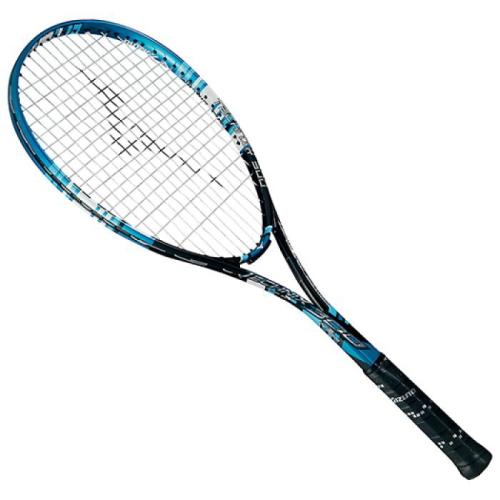 <特价>美津浓(美津浓)2015年型号软式网球球拍(关税及贸易总协定张力提高已经)TECHNIX 300(技巧肉300)63JTN566