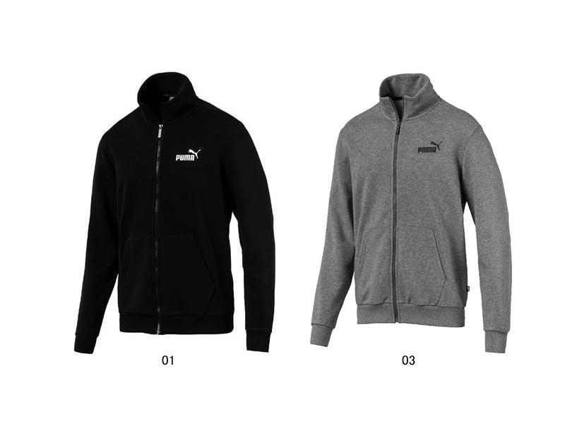 2c86b0fdb9f8 SportsGuide online  PUMA (Puma) ESS sweat shirt jacket 851771 ...