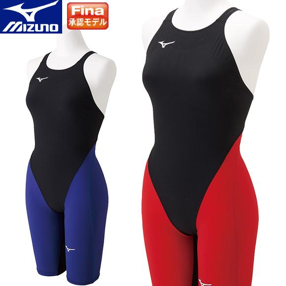 ミズノ ( mizuno ) レディース 競泳水着 Fina承認 MX-SONIC G3 ハーフスーツ N2MG8711 2018年秋冬モデル 水泳 競技水着【交換・返品不可】