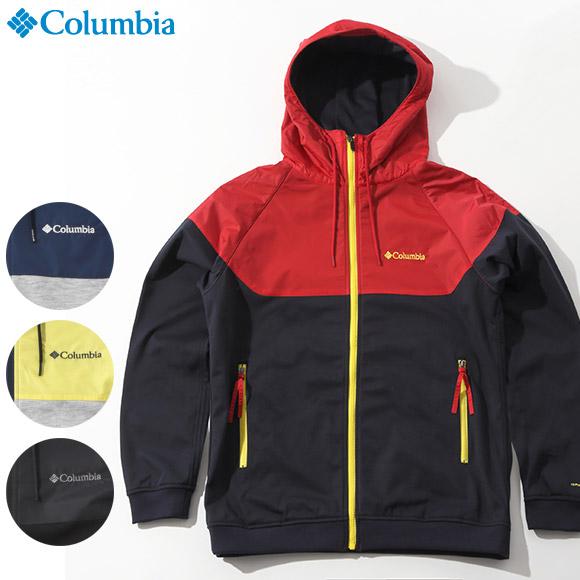 コロンビア(Columbia) アウトドア ウェア ジャケット ウィルキンソンコーブ ジャケット PM1517