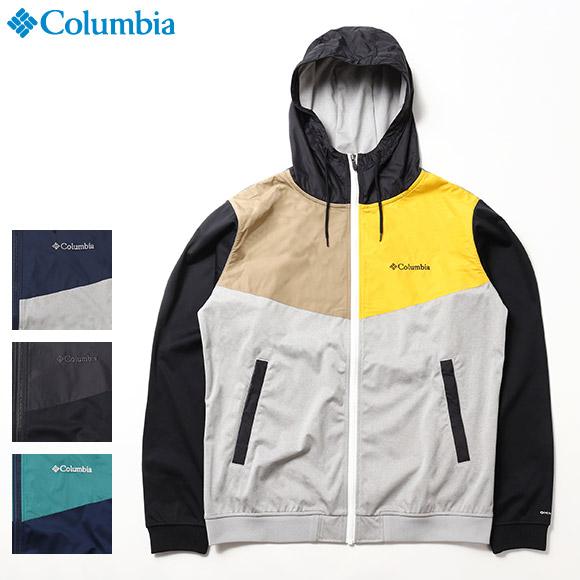 [今すぐ使える300円OFFクーポン!] コロンビア メンズ ジャケット リンビルダッシュフーディー PM1890