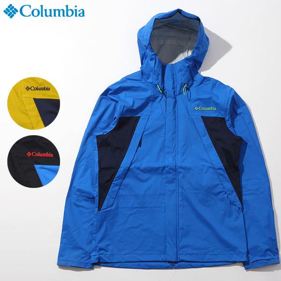 [今すぐ使える300円OFFクーポン!] アウトレット コロンビア Columbia アウトドア ウェア ジャケット ザスロープ ジャケット PM3436 スイム
