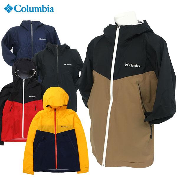 [今すぐ使える300円OFFクーポン!] ジャケット メンズ アウトドア コロンビア ライトクレストジャケット PM5738