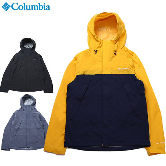 [今すぐ使える300円OFFクーポン!] コロンビア メンズ ジャケット ワバシュ II ジャケット Wabash II Jacket PM5741 アウトドア Columbia
