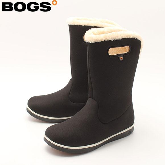 [今すぐ使える300円OFFクーポン!] スノー ブーツ レディース BOGS ウインターシューズ ミッドブーツ(MID BOOTS MULTI) 78008/ブラックブラック[取寄][ボグス]
