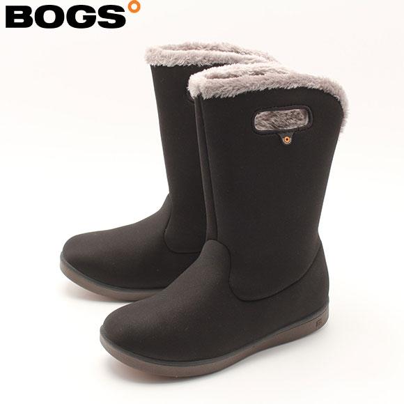 [今すぐ使える300円OFFクーポン!] スノー ブーツ レディース BOGS ウインターシューズ ミッドブーツ(MID BOOTS MULTI) 78008/ブラックブラウン[取寄][ボグス]