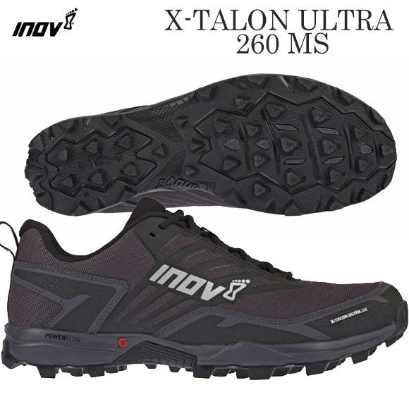 イノヴェイト (inov8) メンズ トレラン シューズ X-タロン ウルトラ 260 [X-TALON ULTRA 260] NO2MIG03 ジョギング マラソン シューズ トレイルラン