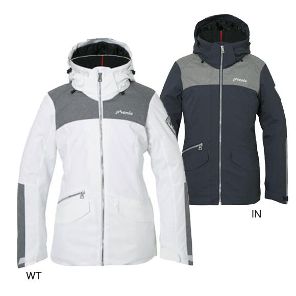 《セール》フェニックス (Phenix) レディース スキーウェア ジャケット スノー ジャケット PS682OT67 [VIRGIN スキーウェア SNOW JACKET] PS682OT67, チヨダマチ:3d42cb2e --- sunward.msk.ru