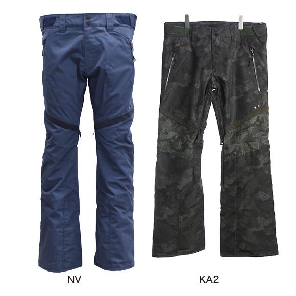 フェニックス (Phenix) メンズ スキーウェアウォルトパンツ [WALT PANTS] PS772OB38