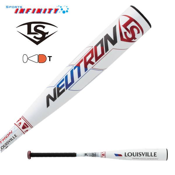 【送料無料】 Louisville Slugger(ルイスビル)! 少年軟式バット 『ニュートロン 少年軟式用』<WTLJJR20N>