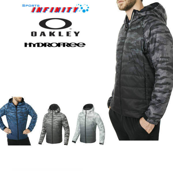 【30%OFF】【返品・交換不可】OAKLEY(オークリー)!『Enhance Insulation Quilting Jacket 8.7』ウィンドブレーカージャケット<412586>