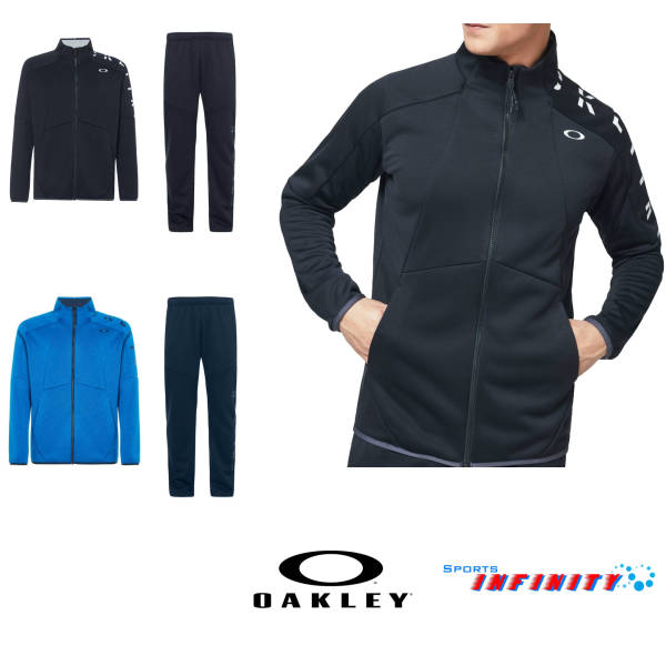 OAKLEY(オークリー)!上下組『Enhance Tech JerseyJacket10.0&Pants10.0』<FOA400839-FOA400820>