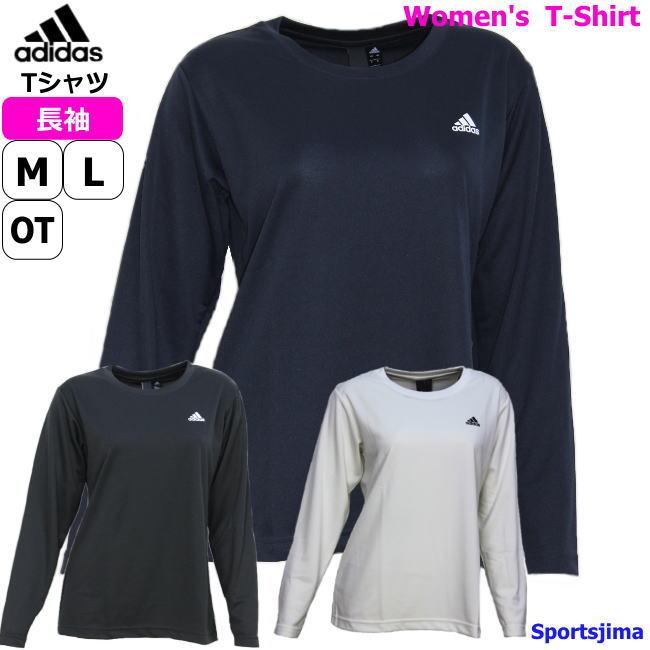 adidas tシャツ レディース(袖の長さ長袖