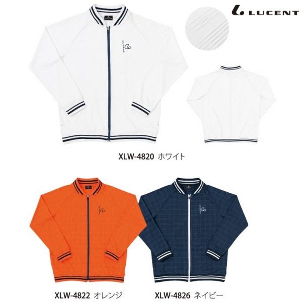LUCENT ルーセント 男女兼用/ユニセックス ウォームアップシャツ/トレーニングウェア 【テニス/ソフトテニスウェア・バドミントンウェア】