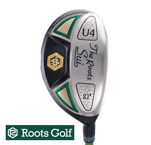 【ROOTS GOLF-ルーツゴルフ】 Sui-すい UT ユーティリティ ゴルフクラブ/ユーティリティー 【激安SALE】