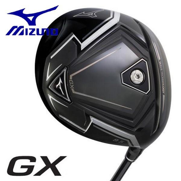 MIZUNO ミズノ ドライバー GX ジーエックス W1 MFUSION D カーボンシャフト付 ゴルフクラブ◎