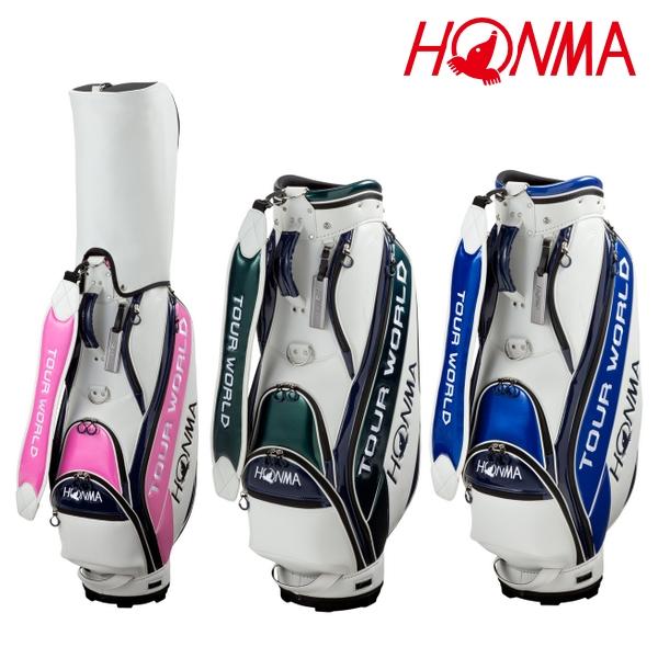【HONMA-ホンマ】 コンパクトスポーツモデル キャディバッグ ネーム文字彫り無料 【キャディーバッグ/ゴルフバッグ】