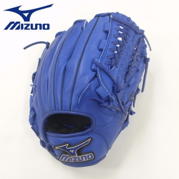 [MIZUNO] All-around model R blue (for the right throw) for the GACHI boy soft expression