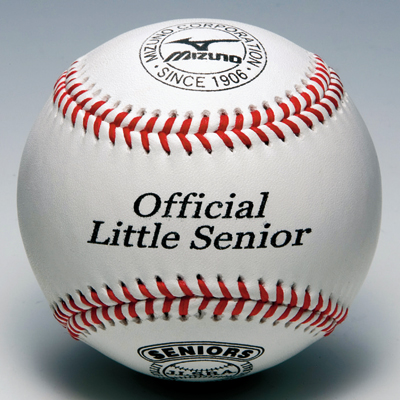 【MIZUNO-ミズノ】 少年野球用 硬式ボール/リトルシニアリーグ試合球 1ダース 【野球用品/野球用ボール】