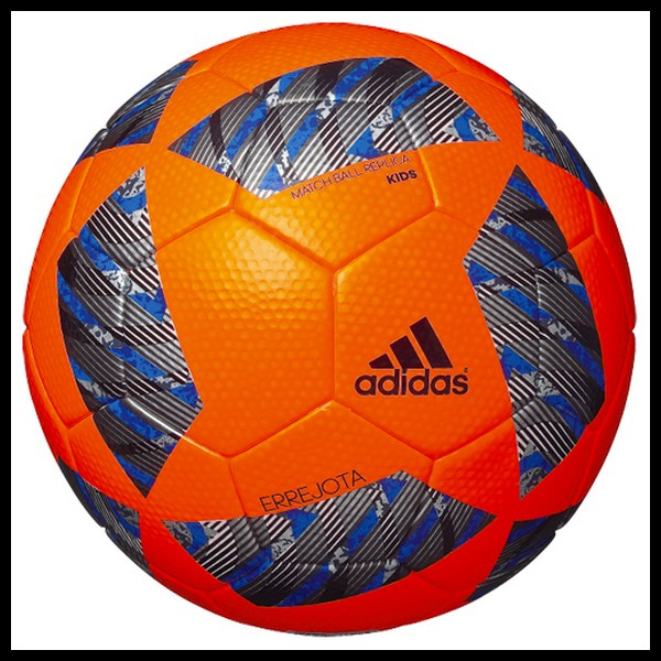 [adidas] ERREJOTA Kids orange 4 ball (for the primary schoolchild) JFA official approval ball