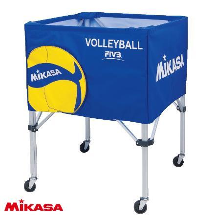 MIKASA ミカサ ボールカゴ 屋外用 中 3点セット バレーボール