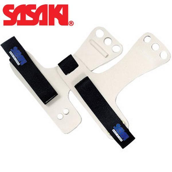 ●SASAKI ササキ ジュニア 3つ穴 プロテクター 【体操グッズ/体操用品】:SportsHEART-スポーツハート