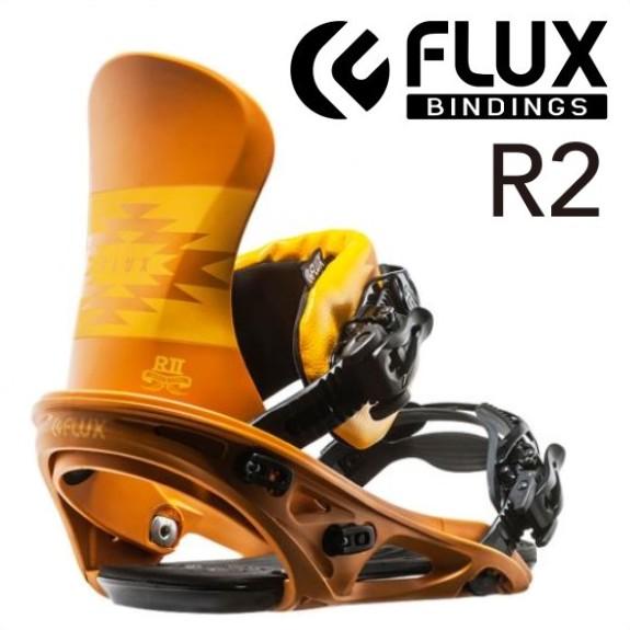 【激安SALE】 R2 Mustard 【FLUX-フラックス】 16/17 スノーボード用品/バインディング 【送料無料/SALE/セール】