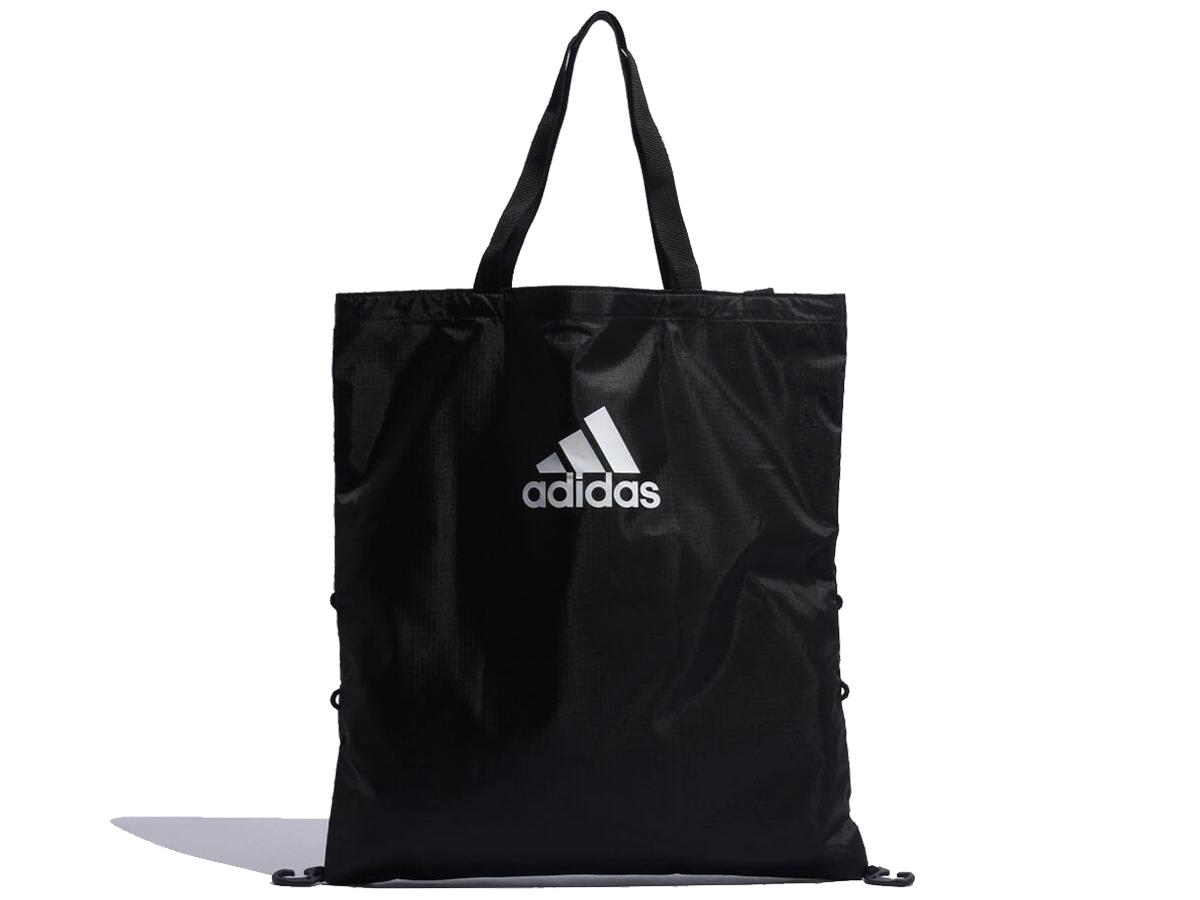 10%OFF スポーツ バッグ トートバッグ 4年保証 アディダス adidas PACKABLE ブラック KO330-HB1407 BAG 本日限定 黒 パッカブル エコバッグ