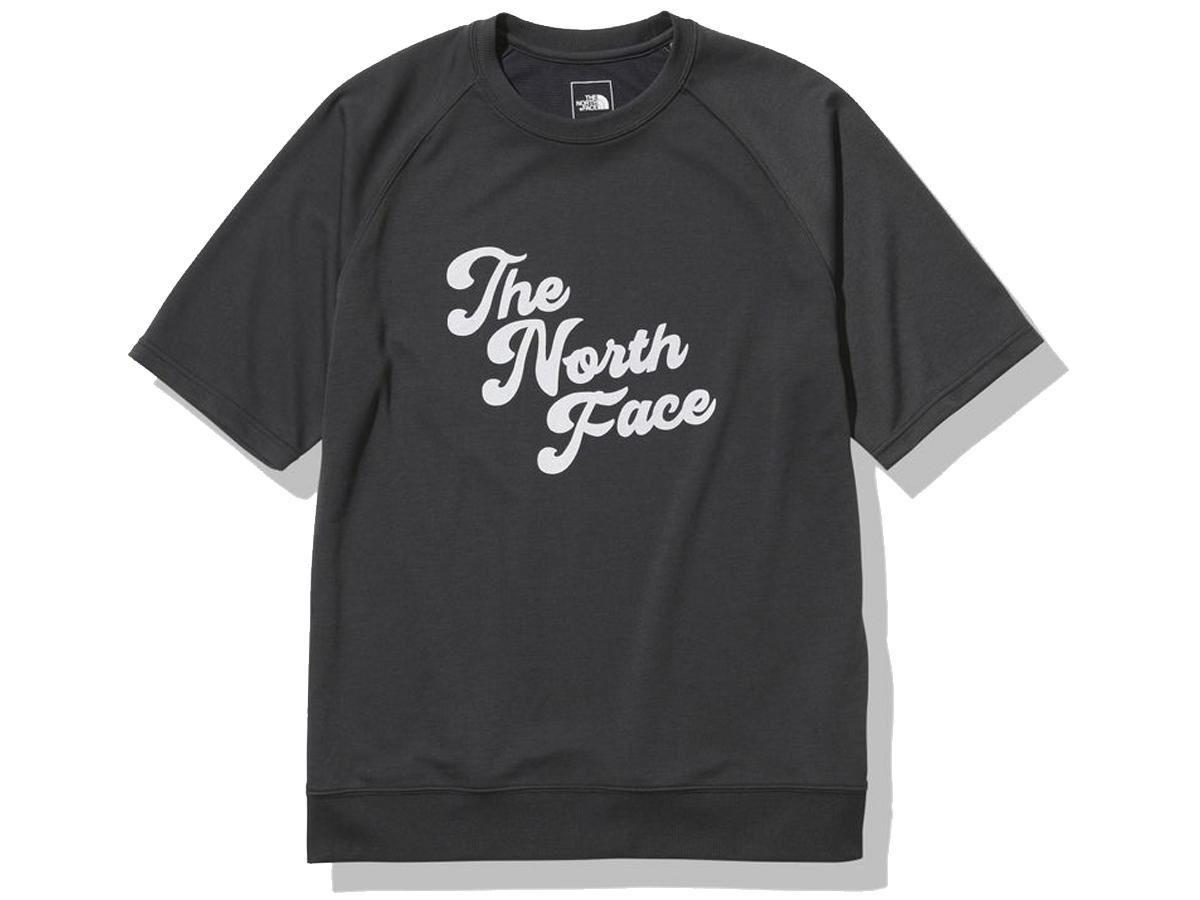 カジュアル シャツ ノースフェイス THE NORTH FACE S/S Free Run Rib Crew ショートスリーブフリーランリブクルー メンズ グレー カジュアル スポーツ シャツ 半袖 NT62192