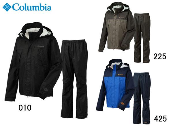 コロンビア:【メンズ】グラスバレーレインスーツ【Columbia アウトドア レインスーツ】【あす楽_土曜営業】【あす楽_日曜営業】