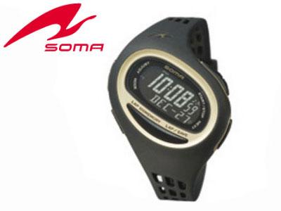 ソーマ:RUNONE 100SL MEDIUM【SOMA 腕時計 ランニングウォッチ】