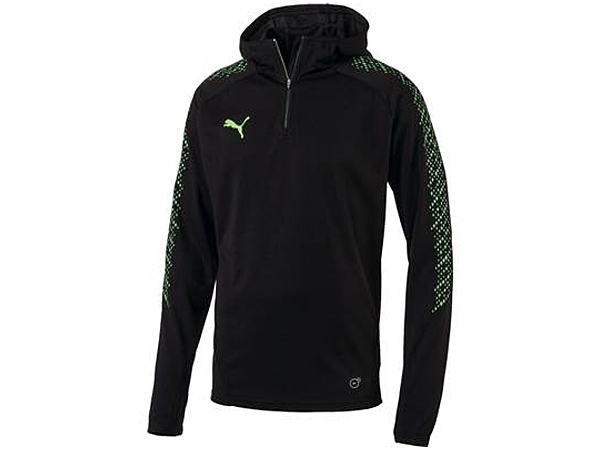 Blue Clothing & Accessories Fine Puma Evotrg Mens Running Jacket