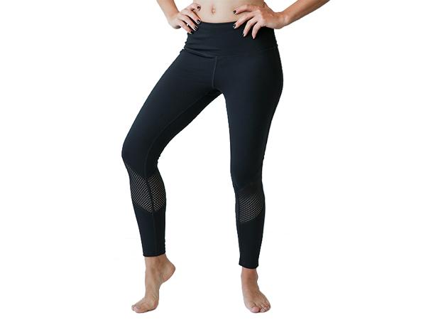 【返品・交換不可】アーバンリトリート:【レディース】Basic mesh Legging【urbanretreat スポーツ フィットネス ヨガ レギンス】【あす楽_土曜営業】【あす楽_日曜営業】