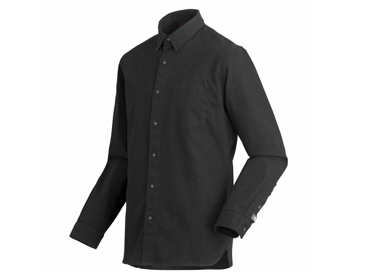 【送料無料】マムート:【メンズ】チョークデニムシャツ ロング【MAMMUT CHALK Denim Shirts Long シャツ】【あす楽_土曜営業】【あす楽_日曜営業】
