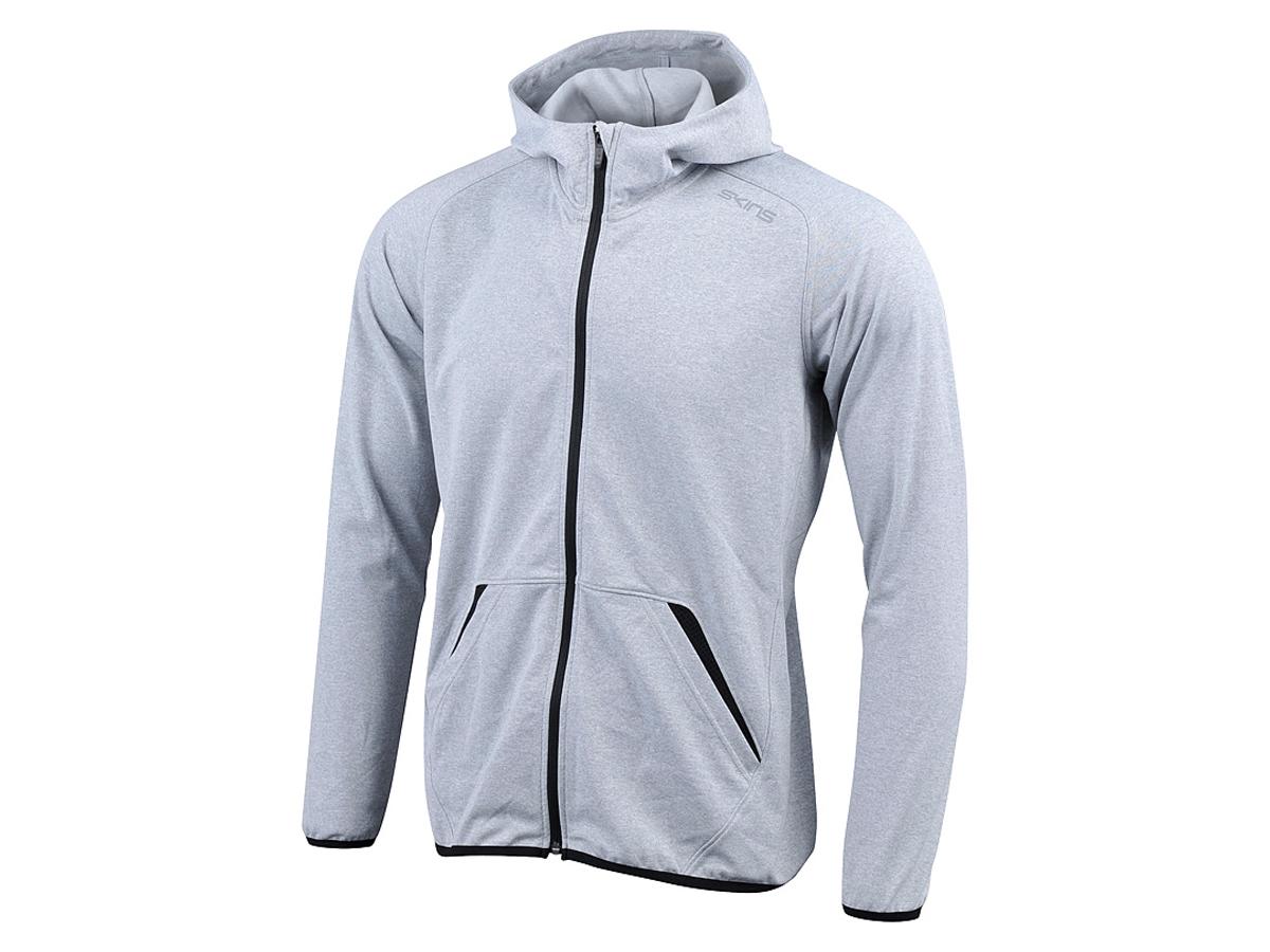 スキンズ:【メンズ】FDDスウェットジャケット【skins スポーツ トレーニング ウェア】【あす楽_土曜営業】【あす楽_日曜営業】