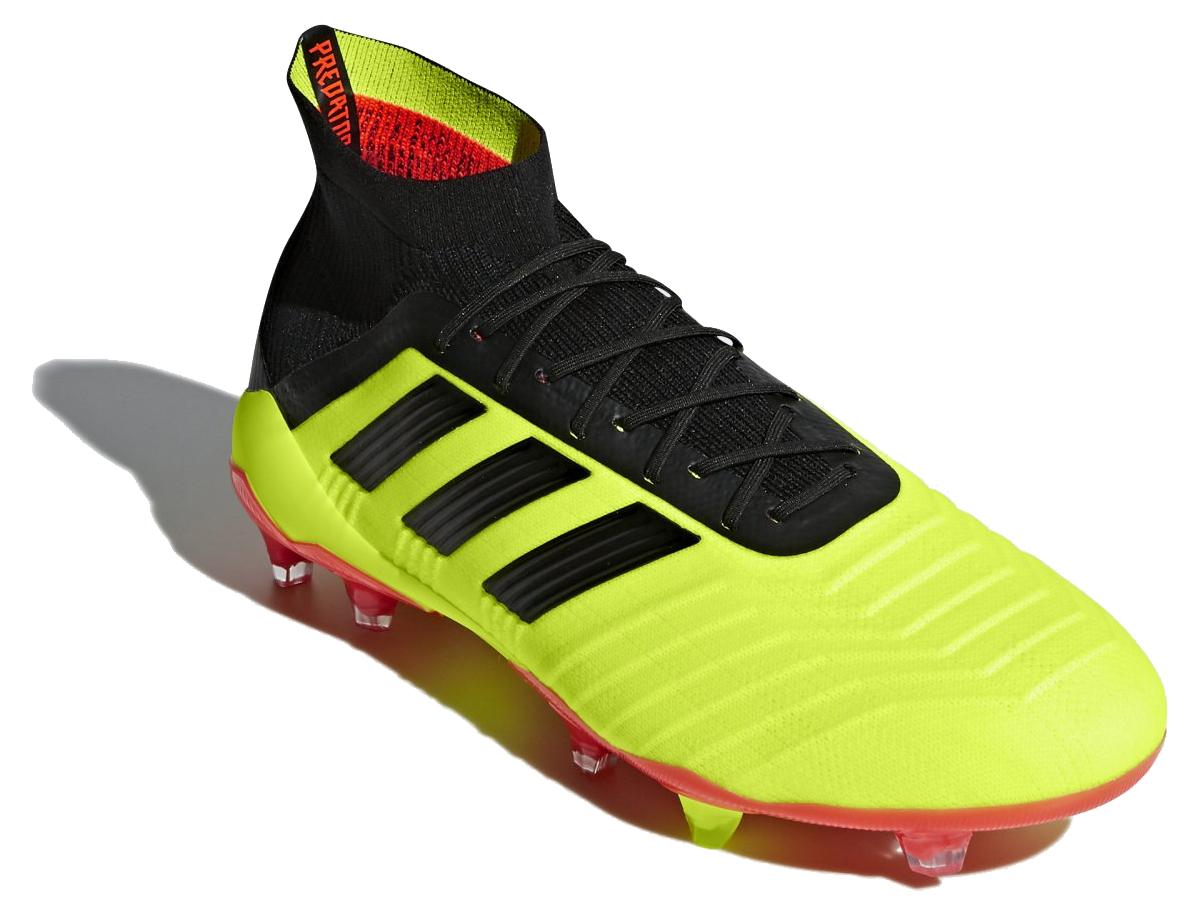 【送料無料】アディダス:プレデター 18.1 FG/AG【adidas サッカー スパイク シューズ】【あす楽_土曜営業】【あす楽_日曜営業】