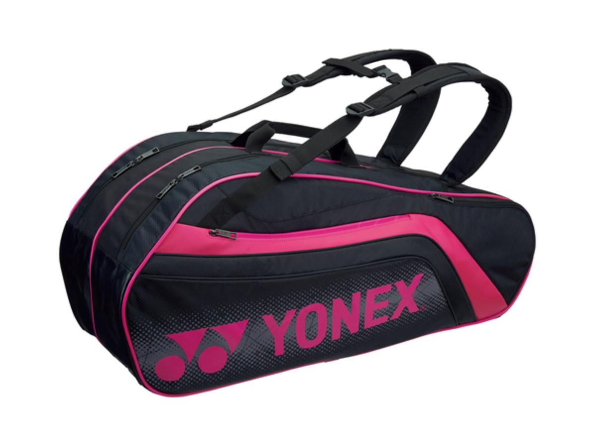 ヨネックス:ラケットバッグ6(リュック付)テニス6本用【YONEX テニス ラケットバッグ リュック】【あす楽_土曜営業】【あす楽_日曜営業】