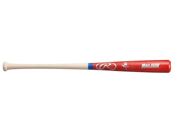 ローリングス:MAC JACK(メイプルUSA) 硬式用木製バット【Rawlings 野球 硬式 バット】【あす楽_土曜営業】【あす楽_日曜営業】