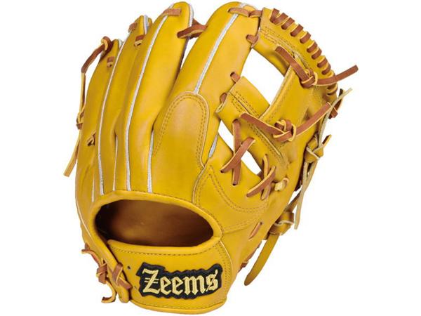 【送料無料】ジームス:YHシリーズ 20mmUP 硬式用グラブ 内野手用【Zeems 野球 硬式 グローブ 内野手用】【あす楽_土曜営業】【あす楽_日曜営業】