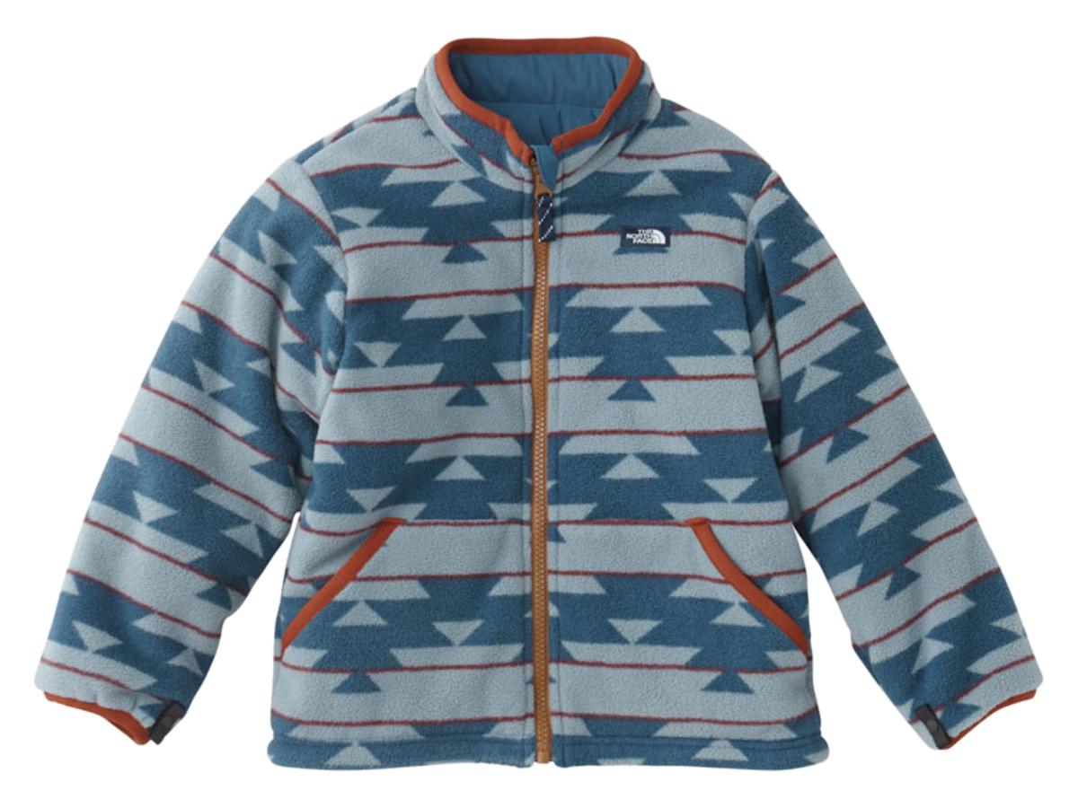 【送料無料】ノースフェイス:【ジュニア】リバーシブルバスクジャケット【THE NORTH FACE Reversible Bask Jacket 防寒】【あす楽_土曜営業】【あす楽_日曜営業】