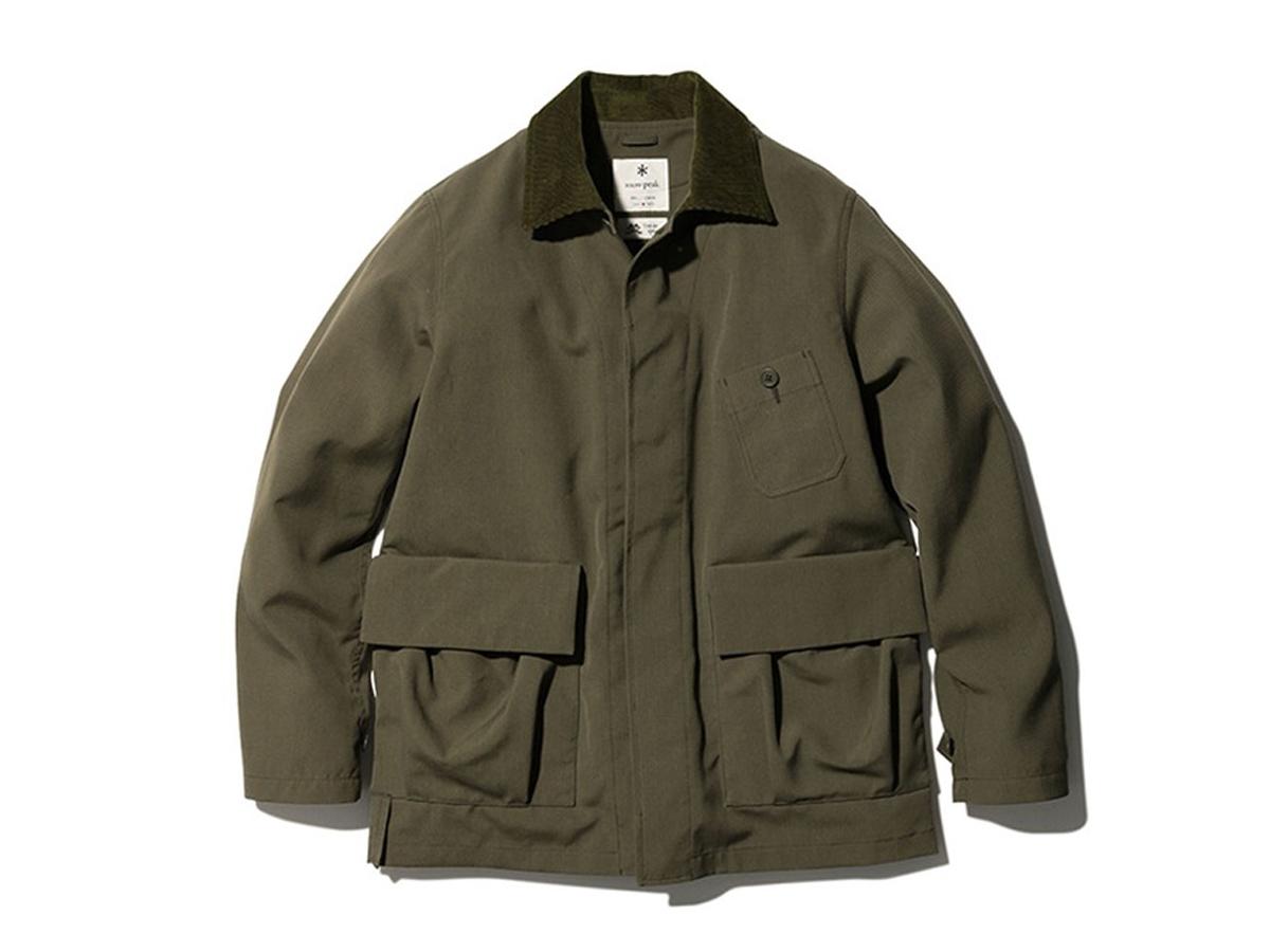 【送料無料】スノーピーク:【メンズ】TAKIBI Jacket【snowpeak アウター ジャケット カジュアル】【あす楽_土曜営業】【あす楽_日曜営業】 【191013】