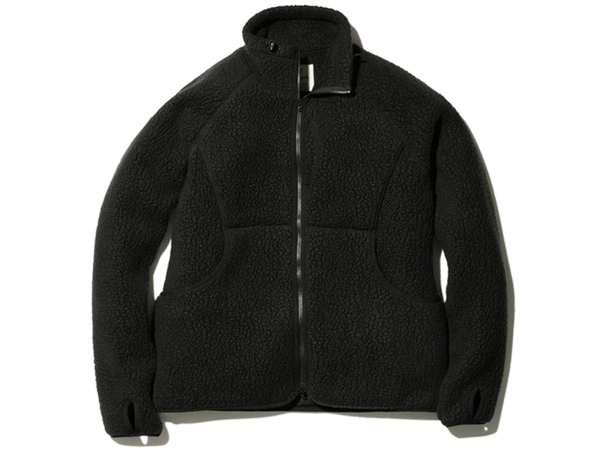 【送料無料】スノーピーク:【メンズ&レディース】Classic Fleece Jacket【snowpeak カジュアル ウェア アウター フリース ニット】【あす楽_土曜営業】【あす楽_日曜営業】【191013】