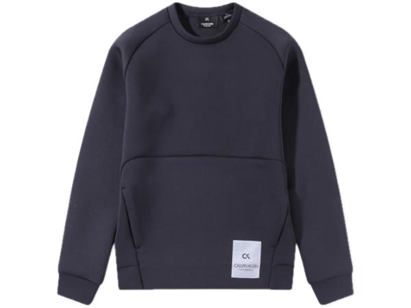 カルバンクライン:【メンズ】Spacer Pullover【Calvin Klein カジュアル ウェア】【あす楽_土曜営業】【あす楽_日曜営業】【191013】