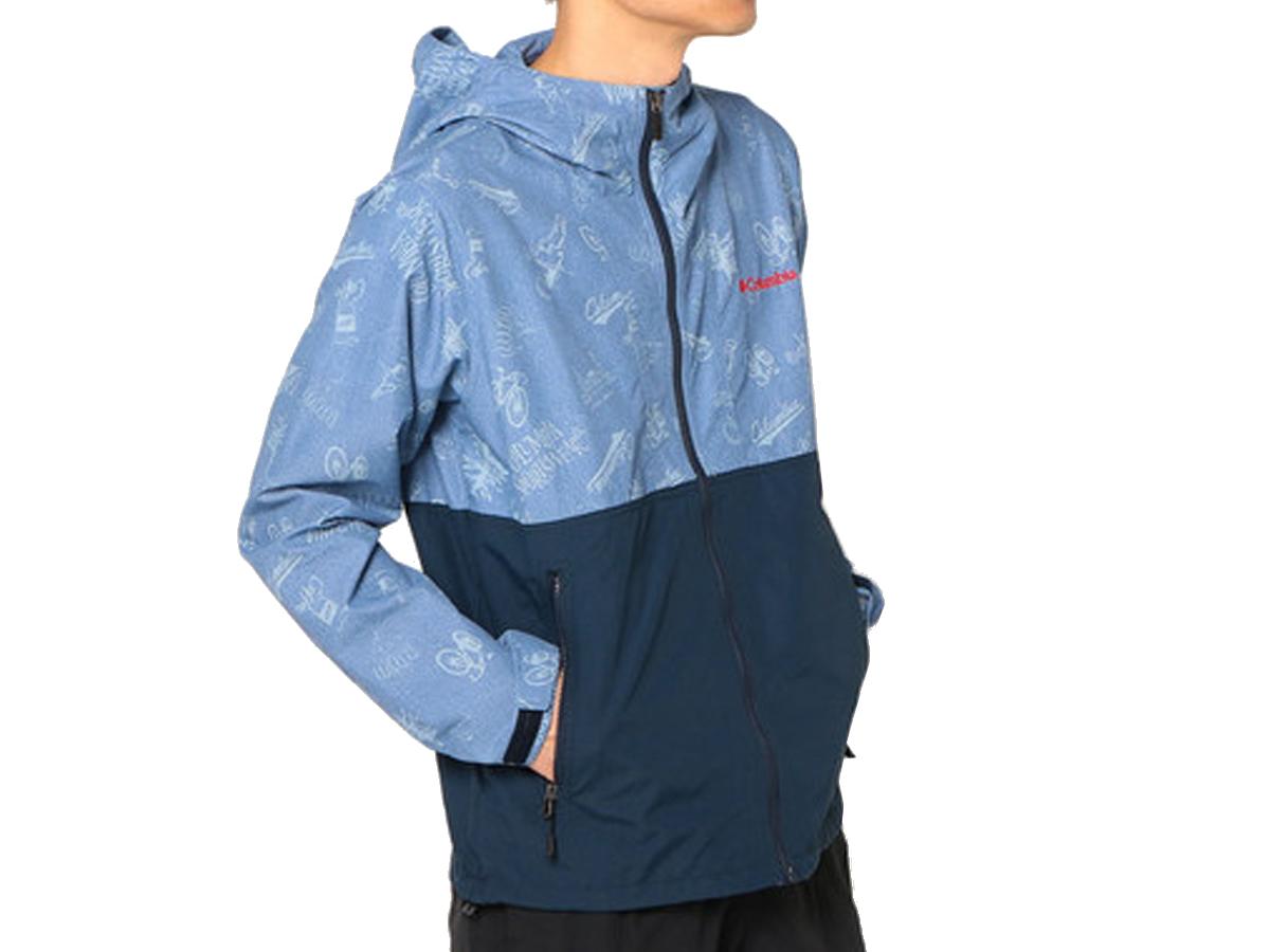 コロンビア:【メンズ】ヘイゼン パターンド ジャケット【Columbia Hazen Patterned Jacket カジュアル ウェア アウター セール】【あす楽_土曜営業】【あす楽_日曜営業】 【191013】