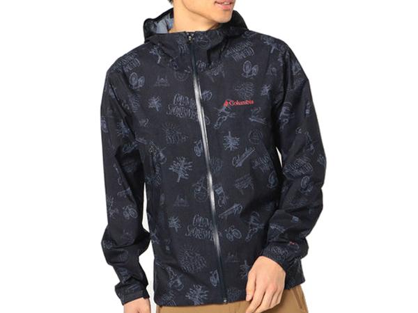 【送料無料】コロンビア:【メンズ】ライトクレスト パターンドジャケット【Columbia Light Crest Patterned Jacket カジュアル ウェア アウター セール】【あす楽_土曜営業】【あす楽_日曜営業】 【191013】