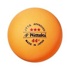 ニッタク NITTAKU ラ-ジ44プラ 3スタ-12個 ボール 卓球 低価格 特価キャンペーン NB-1011