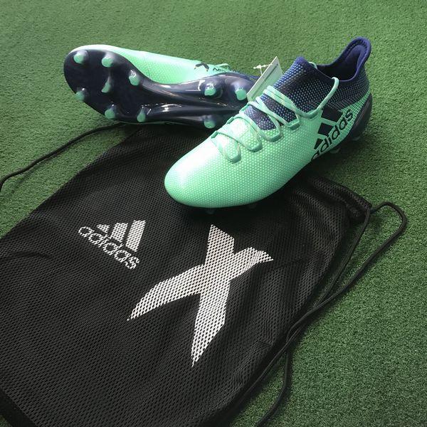 アディダス adidas エックス17.1FG/AG サッカースパイク 天然芝 人工芝対応 現品限り CP9163
