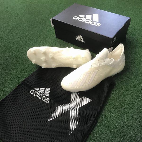 アディダス adidas エックス18.1FGAG サッカースパイク 天然芝 人工芝対応 現品限り DB2247