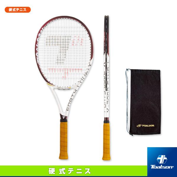 【テニス ラケット トアルソン】FORTY LOVE X98(1DR7910)